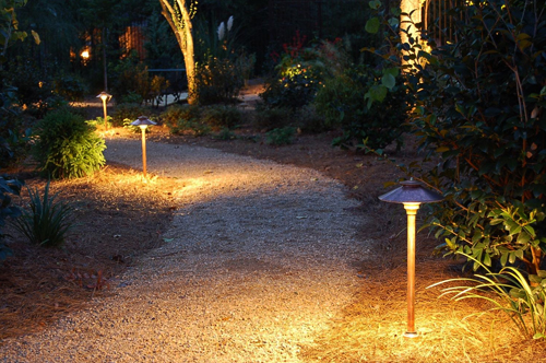 Dayton Landscape Lighting
